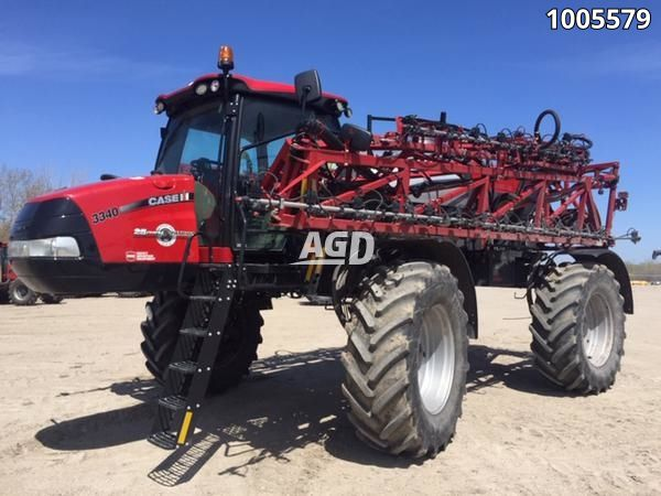 Gallery image 1 for Used 2017 Case IH 3340-120 Sprayer - Self Propelled