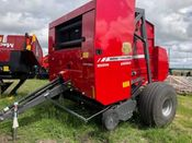 Image for article Used 2015 Massey Ferguson 2956A Round Baler