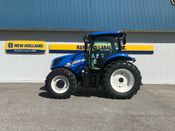 Image for article Used 2018 New Holland T6.155 Tractor