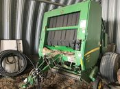 Image for article Used 2017 John Deere 569 Round Baler