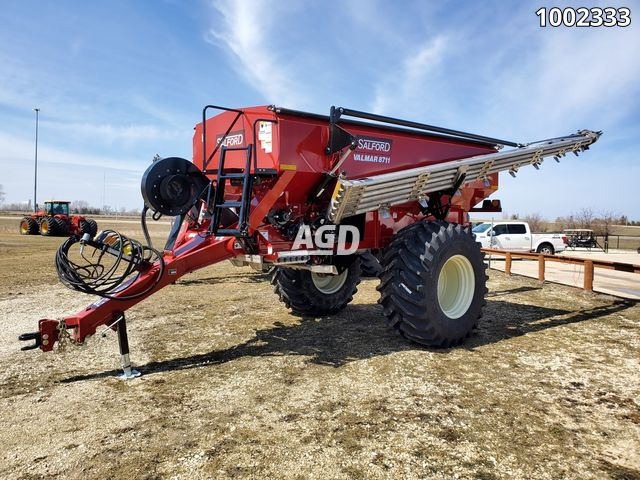 Gallery image 1 for Used 2020 Salford 8711 Spreader - Broadcast