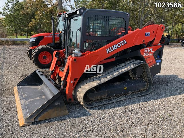 Image for Used 2020 Kubota SVL95-2SHFC Track Loader