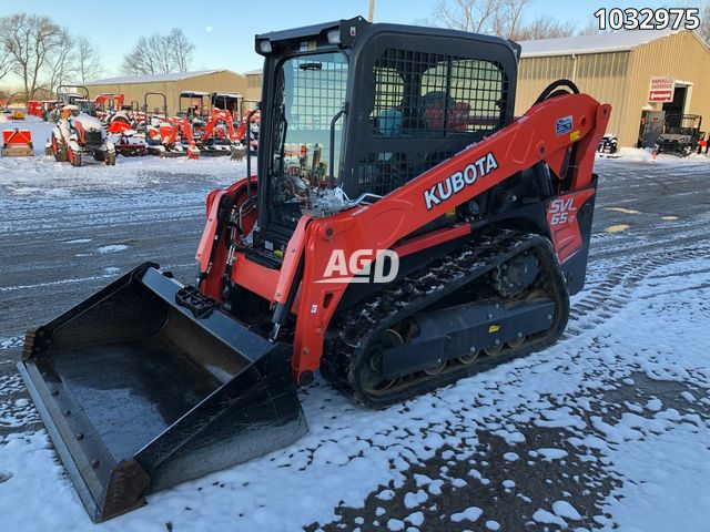 Image for Used 2020 Kubota SVL65-2HC Track Loader