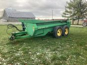 Image for article Used John Deere 550 Manure Spreader