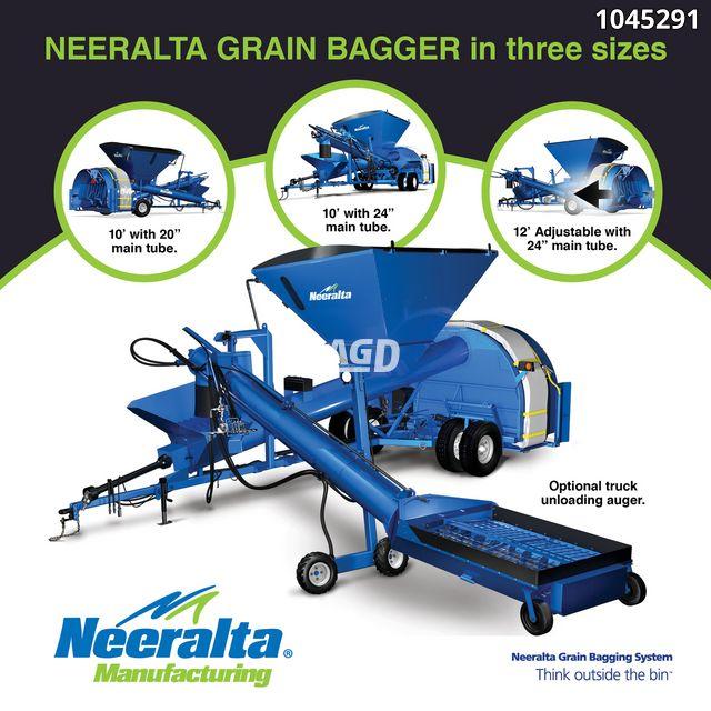 Gallery image 1 for New 2021 Neeralta 1020 Grain Bagger
