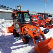 Image for article Used 2015 Kubota BX2370-1 Tractor