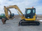Image for article Used 2009 Komatsu PC88 MR-8 Excavator