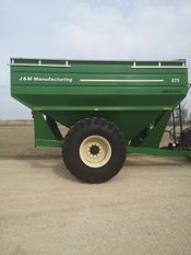 Image for article Used 2009 J&M 875-18S Grain Cart