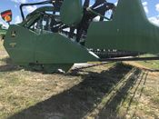 Image for article Used 2011 John Deere 635F Header Combine