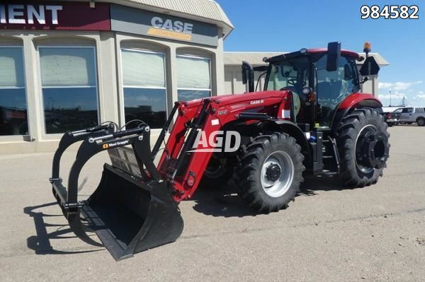 Gallery image 1 for Used 2018 Case IH MAX115 Tractor