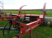 Image for article Used 2005 New Holland FP240 Forage Harvester