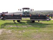 Image for article Used 2012 MacDon M105 Windrower