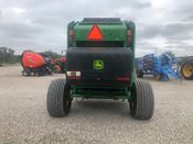Image for article Used 2018 John Deere 450M Round Baler