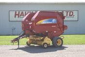 Image for article Used 2012 New Holland BR7060 Round Baler