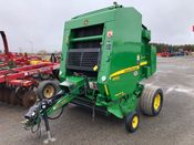Image for article Used 2011 John Deere 458SS Round Baler