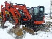 Image for article Used 2018 Kubota KX033-4 Excavator