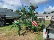 Image for article Used 2015 Krone KWT 8.82/8 Tedder Rake