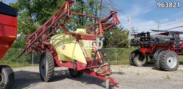 Image for Used Hardi Navigator 4000 Sprayer - Pull Type