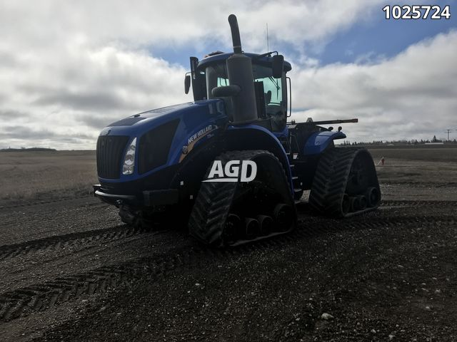 Image for Used 2017 New Holland T9.645 Tractor