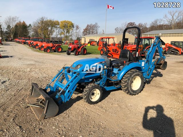 Image for Used LS Tractor J2023H Tractor
