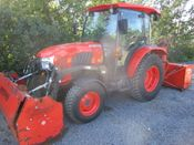 Image for article Used 2015 Kubota L6060 Tractor
