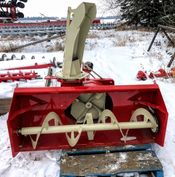 Image for article New Farm King 600 Snow Blower