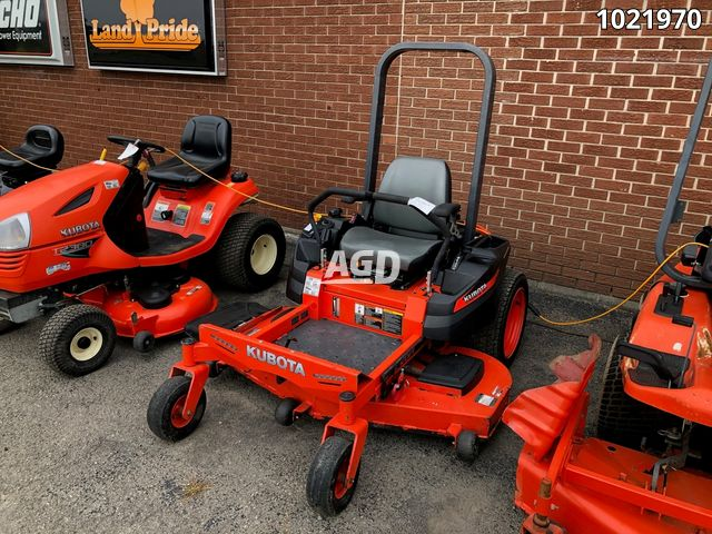 Image for Used 2013 Kubota ZG127SKH-54 Mower - Zero Turn
