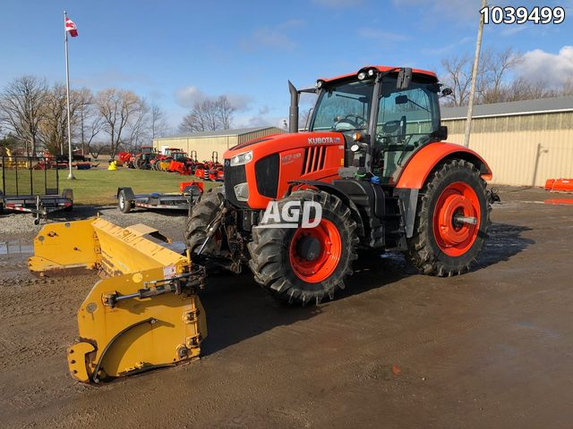 Image for Used 2016 Kubota M7-151P-PS Tractor