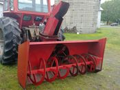 Image for article Used Lépine 98 pouces Snow Blower