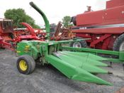 Image for article Used John Deere 3975 Forage Harvester