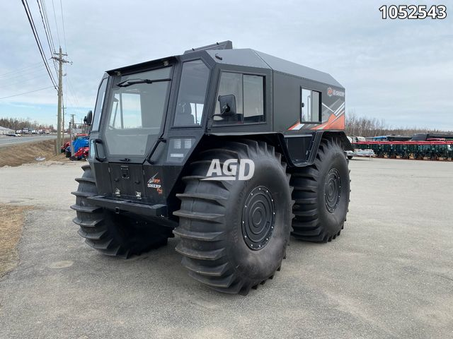 Gallery image 1 for Used 2021 Argo SHERP PRO XT Utility Vehicle