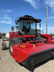 Image for article Used 2019 Massey Ferguson WR9980 Windrower