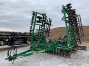 Image for article Used 2010 Summers Mfg Super Coulter Plus Vertical Tillage