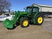 Image for article Used 2008 John Deere 7130 Tractor