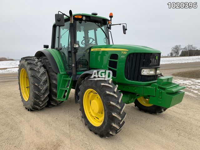 Gallery image 1 for Used 2010 John Deere 7130 Tractor