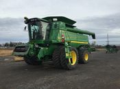Image for article Used 2009 John Deere 9670 STS Combine