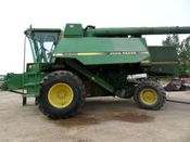 Image for article Used John Deere 9600 Combine