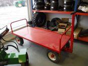Image for article New Creekbank Welding 4572 Bale Wagon