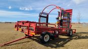 Image for article New 2020 H&S LW1100 Bale Wrapper