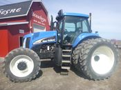Image for article Used 2005 New Holland TG285 Tractor
