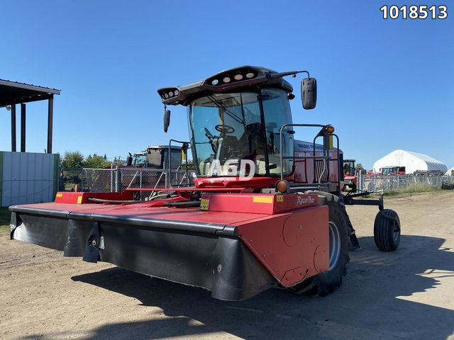 Gallery image 1 for Used 2019 Massey Ferguson WR9980 Windrower