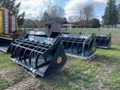 Image for article New Stoll 80 INCH Grapple