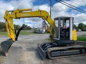 Image for article Used 1994 Kobelco SK75UR Excavator