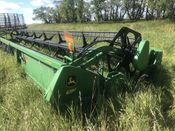 Image for article Used 2012 John Deere 635F Header Combine