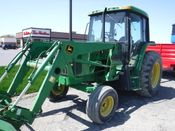 Image for article Used John Deere 6200 Tractor