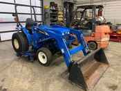 Image for article Used New Holland TC30 Tractor