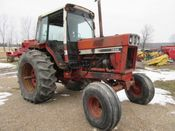 Image for article Used 1977 International Harvester 1086 Tractor