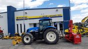Image for article Used 2005 New Holland TS115A Tractor