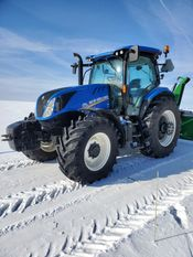 Image for article Used 2015 New Holland T6.175 Tractor