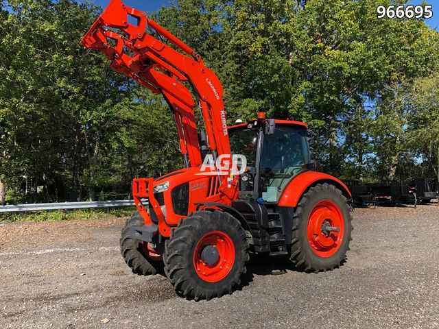 Image for Used 2017 Kubota M7-171P-KVT Tractor
